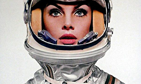Female Cosmonaut